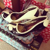 1 of several pairs from Irregular Choice