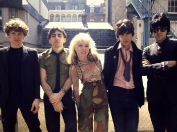 Blondie in the late 70's