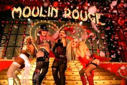 Lady Marmalade - I loved this song when it came out. I was 13 and wanted to dress and dance like these ladies!