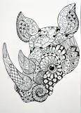 Project Pattern Rhino